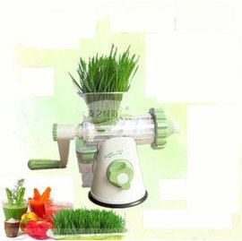 【小麥草榨汁機-手動-N】手動小麥草榨汁器機(23*13.5*20cm) -5101004