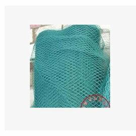 【網-有結網-網孔2cm*12股-以平方米計價-20平方米/組】漁網 養雞鴨網 養殖網 防護網 爬藤網-5101015