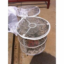 【捕蠅器-拆卸式-3套/組】捕蠅籠 滅蒼蠅籠 滅蠅器 環保驅蟲用品-5101015