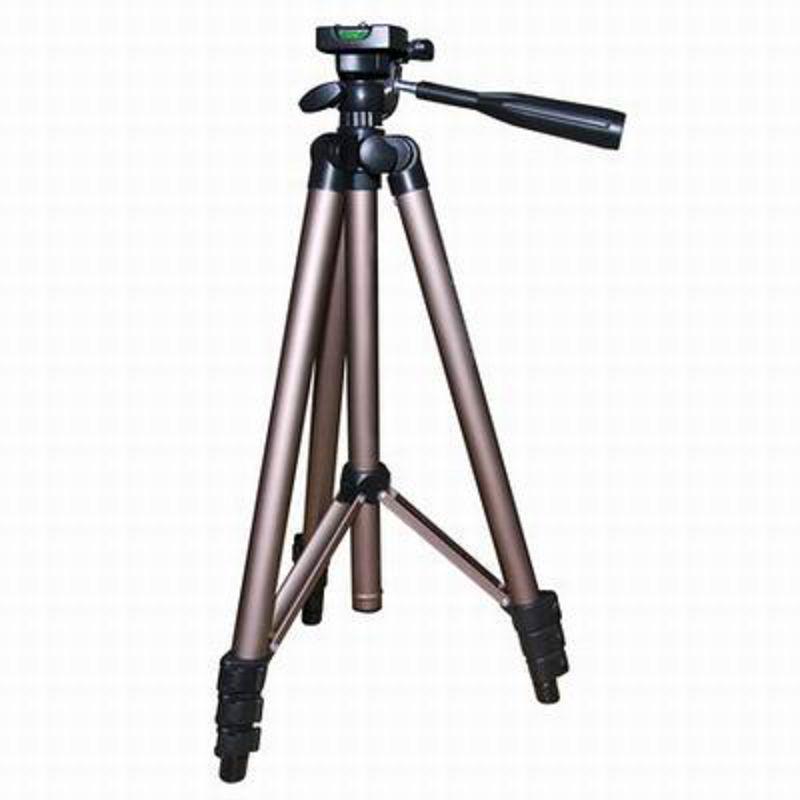 【鋁合金輕型腳架-WF3130-標配-1套/組】投影儀支架智慧落地快門式3D投影機專用三腳架-586056