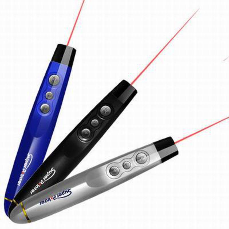 ~PPT翻頁筆~SP101~普通版~紅光~遙15  光200米~1款  組~投影演示遙控筆