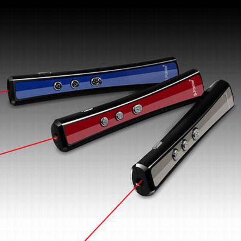 ~PPT翻頁筆~SP160~紅光~遙15  光200米~1款  組~投影遙控筆電子教鞭幻燈