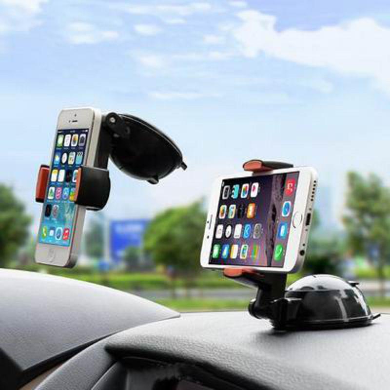 【前檔/中控磁吸車載手機支架-1套/組】汽車導航儀錶台手機支架拒絕貼片粘貼90%手機適用-586063