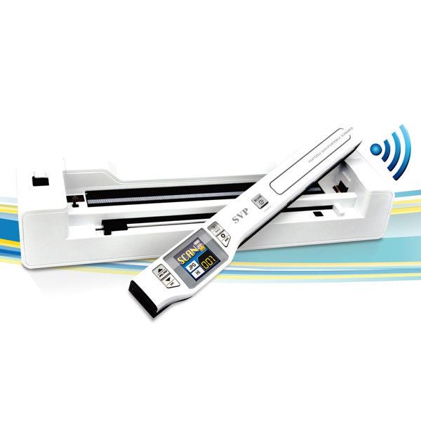 【傳揚 無線WiFi兩用掃描器專業版 (SVP PS4700W-Combo)】-5821001