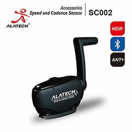 【ALATECH SC002 單車雙頻速度踏頻器】-5821001