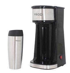 【東元TECO咖啡機-304不鏽鋼-XYFYF001-1個/組】TARDIX 鈦迪思 輕巧隨行杯304咖啡機 304不鏽鋼隨行保溫杯-727002