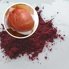 【紅麴粉-100g/包-3包/組】煮熟的米加紅麴菌發酵 再乾燥研磨成粉 可烘焙紅麴餅乾、紅麴饅頭 天然紅麴原色-8020002