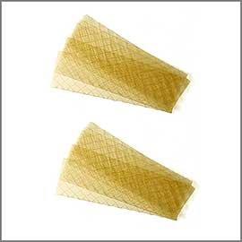 【吉利丁片-20片/包-4包/組】德國高級吉利丁片 20片 烘焙果凍、布丁、甜品、其它各式西點-8020002