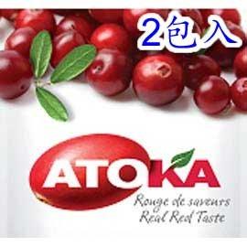 【天然蔓越莓乾-200g/包-6包/組】加拿大進口100%天然蔓越莓乾 來自ATOKA 全球最大蔓越莓種植商-8020002