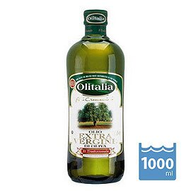 ~特級橄欖油~1L  瓶~2瓶  組~義大利奧利塔~第一道冷壓 Extra Virgin~