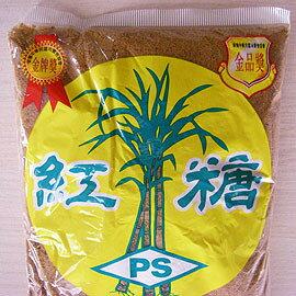 ~寶山紅糖~450g  包~10包  組~寶山紅糖 俗稱黑糖  450g 製作黑糖饅頭