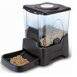 自動餵食器大容量自動寵物餵食器-PF-10