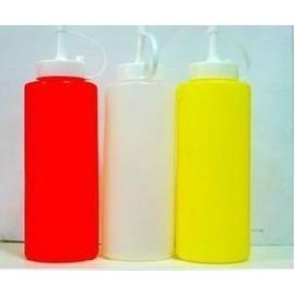 18安擠醬瓶 沙律瓶 沙拉瓶 擠料瓶 裱花瓶 擠醬樽 果醬瓶 醬料瓶-7201005