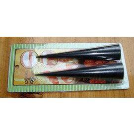 不粘錐形鋁合金丹麥管 卷牛角酥工具烘焙蛋糕工具 烘焙烤箱用-7201005