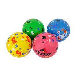 1號 投籃遊戲籃球 卡通玩具球 兒童皮球 -7801001