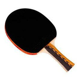 乒乓球拍 六星 乒乓球拍底板 橫拍/直拍 雙反膠 -7801001