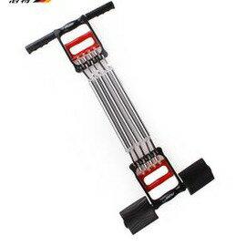 拉力器 擴胸器 彈簧健身器材 家用多功能三用拉力繩 -7801001