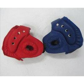 手工縫製 跆拳道護頭 散打護頭 拳擊頭盔 拳擊護頭 頭盔-7801002