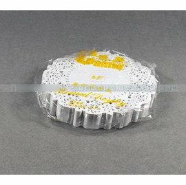 【蛋糕紙-圓形-6.5寸-10包/組】花底紙 蛋糕紙通花紙點心紙 烘焙工具(直徑16.5cm) 約20張/包,10包/組(可混選)-8001003