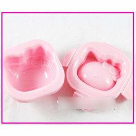【飯團模-塑膠-kitty-5.5-2件/組】雞蛋模 壽司模具 壽司盒 握壽司 飯團模(造型5.5cm),2件/組(可混選)-8001006