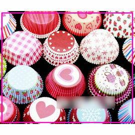 【紙杯托-油紙-彩色-5*3-10包/組】油紙托 紙杯 一次性 巧克力蛋糕托(上口可展開,底徑5*高3cm)20張/包,10包/組(可混選)-8001006