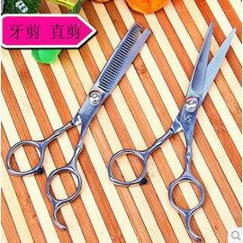 【寵物美容剪刀-不銹鋼-6寸牙剪-單尾】狗狗牙剪 貓咪打薄,6寸牙剪(單只)-79011