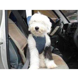 【寵物車用安全帶-可做胸背用-S-頸圍35-45cm-胸圍30-40cm】狗狗貓咪車用安全
