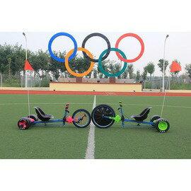 【漂移三輪車-20吋/16吋-二選一-1套/組】兒童禮物漂移三輪車兒童自行車腳踏車童車 廣場車,兩規格任選-56003
