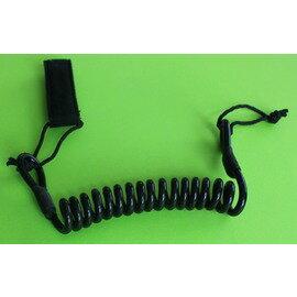 【彈力手繩-展開達1米-TPU-1套/組】專業沖浪板 趴板 游泳板 滑水板 浮板 短板 連接彈簧手繩 leash-56010
