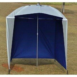 ~2米圍帳傘~傘面直徑2.0米^~傘高2.0米~1套 組~鋁合金釣魚傘防雨防紫外線 戶外遮