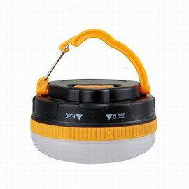 ~電池式野營燈~8506電池款~直徑6.5^~高3.7cm~1套 組~充電超亮可調節營地燈