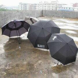 【全自動三折折疊雨傘-傘直徑102-收納長31cm-1套/組】便攜折疊雨傘(小、1個人) 超大直杆纖維骨雙層超強防風(大、1-2個人)-76012