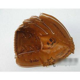 【棒球手套-左手-12英寸-PVC皮-1個/組】建議成人使用棒球手套練習用PVC皮密封檔成人棒球手套-56005