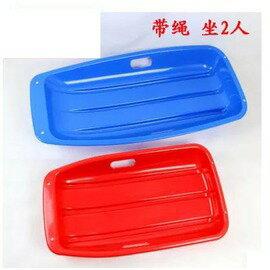 【滑草板-HDPE塑膠-65*37*10.8cm-1個/組】兒童滑草板 滑沙板 滑雪板 滑雪撬 雪地玩具 滑草車 可坐1人-56007