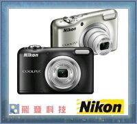 母親節禮物推薦3C:手機、運動手錶、相機及拍立得到【NIKON】COOLPIX A10 單機價 (公司貨)