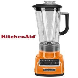 【贈玫瑰金20CM湯鍋】KitchenAid 果汁料理機南瓜橘  3KSB1575TTG