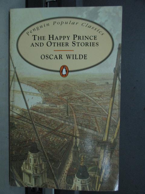 【書寶二手書T1/原文小說_NDH】The Happy Prince and Other Stories