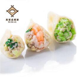 推薦 果貿吳媽家 冷凍手工水餃眷村美食