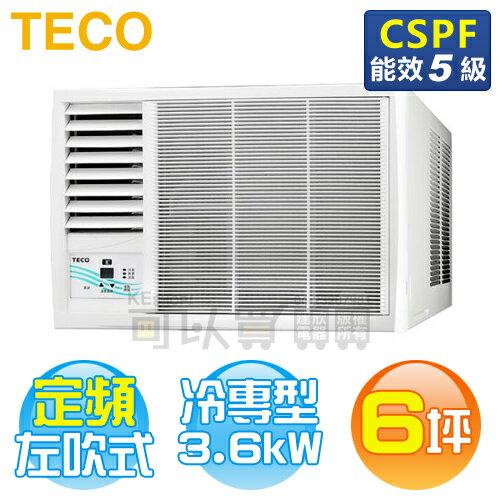 <br/><br/>  [可以買] TECO 東元 ( MW32FL1 ) 6坪 左吹窗型冷氣《送基安回收,限北北基及台中市》<br/><br/>