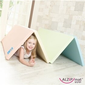 韓國【Alzipmat】繽紛遊戲墊-經典色系 (SG)(240x140x4cm) 1