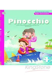 Pinocchio 小木偶+3CD