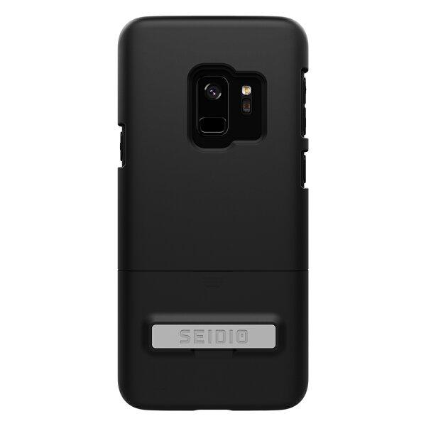 預購優惠中❗【貝殼】SEIDIOSURFACE™SamsungS9都會時尚手機保護殼-黑色