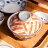 【絕版品最低3折起】青窯手繪幾何附蓋麵碗14cm-生活工場 6