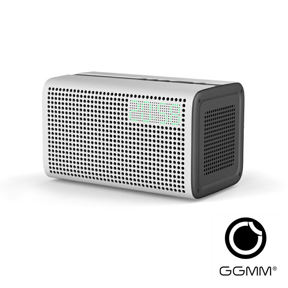 <br/><br/>  【迪特軍3C】GGMM E3 wifi&藍牙無線音箱-羽白<br/><br/>