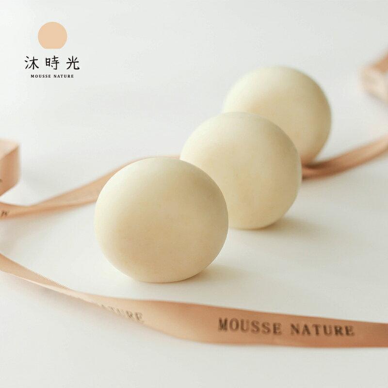 沐時光溫泉絲瓜膠原皂(軟化角質 溫和沐浴)