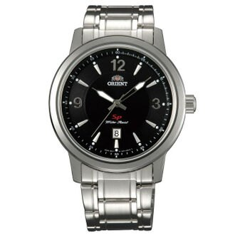Orient 東方錶(FUNF1005B)前衛運動石英腕錶/黑面42mm