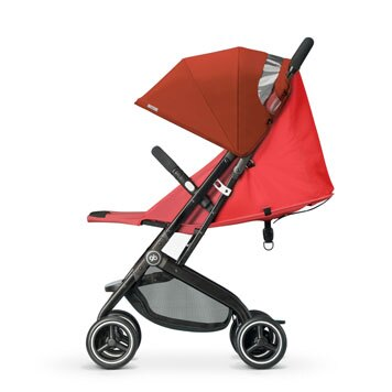 【Goodbaby】Qbit+ 嬰兒手推車(紅色) DRAGONFIRE RED 616240009 2