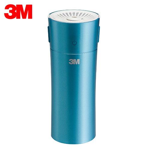 <br/><br/>  3M淨呼吸個人隨身型空氣清淨機FA-C20PT - 松石綠【愛買】<br/><br/>