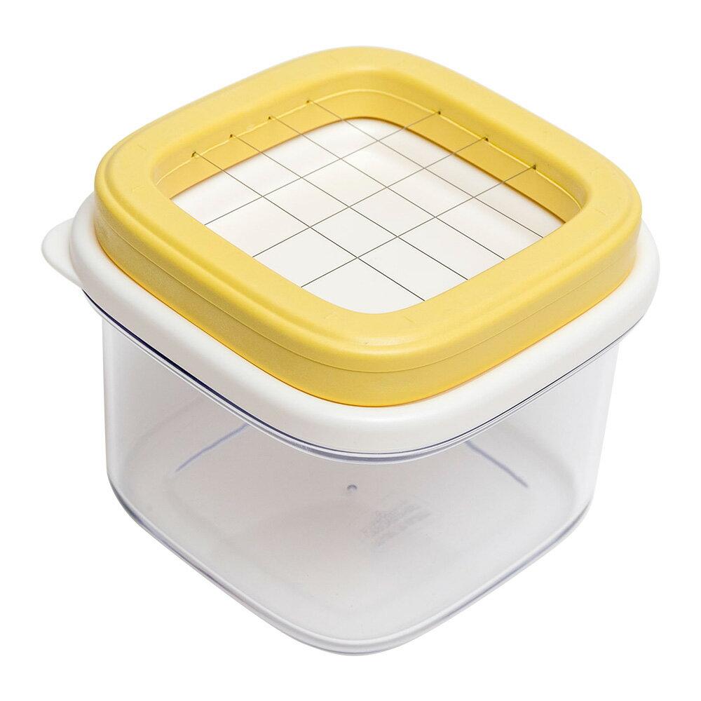 【AKEBONO曙產業】正方型奶油切割保存盒(適用200g奶油)