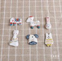 婚禮小物推薦到ZAKKA陶瓷筷架 手繪陶瓷工藝 日式風格 餐桌用品 婚禮小物 抽獎禮【Bonne Boutique幸福雜貨】